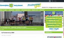 Predstavljena spletna stran