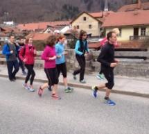 V nedeljo tekaški trening za pripravo na Miklavžev tek